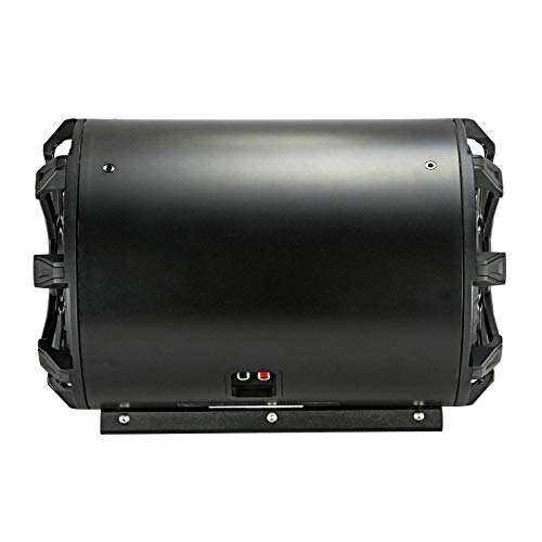 Price comparison product image Kicker 46CWTB102 TB10 10-inch Loaded Weather-Proof Subwoofer Enclosure w / Passive Radiator - 2-Ohm,  400 Watt
