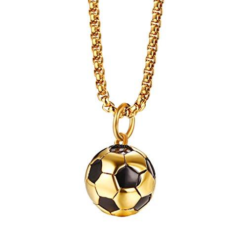 Balón De Fútbol, Bola De Fútbol Americano, Collar Colgante para ...