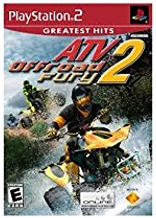 ATV OFFROAD FURY 2 (GREATEST HITS) - PS2