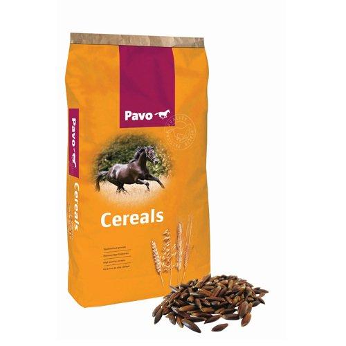 Pavo Cereals - Avoine Noire Épointée - 20 kg