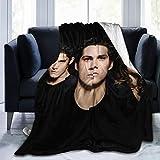 D-O'brien-Stiles-Stilinski Blanket Ultra-Soft Micro Fleece Blanket Lightweight Cozy Flannel Throw Blanket for Children/Teen/Adults Decor Gift