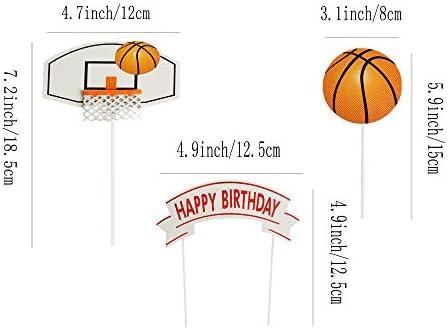 Sports cake decorations _image3