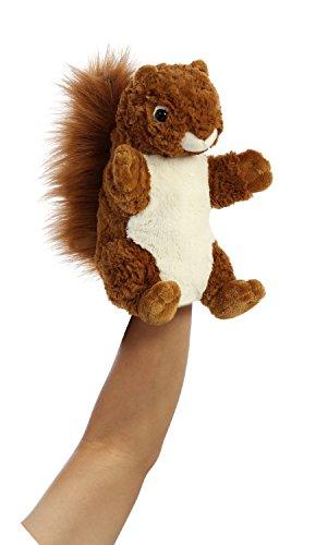Aurora - Hand Puppet - 11' Silly Squirrel