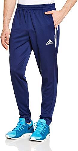 adidas Herren Trainingshose Sereno 14, dunkel blau/weiß, XL, F49689