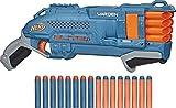 Nerf Elite 2.0 Warden DB-8 Blaster, 16 Dardos Nerf, 2 Dardos al...