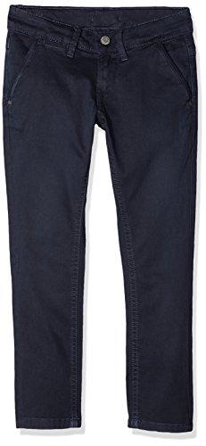 Pepe Jeans London Blueburn, Pantalon Garçon,Bleu (Navy) , 14 ans
