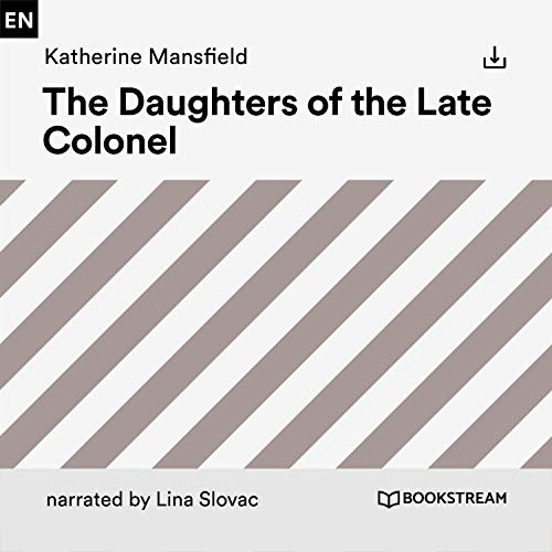 The Daughters of the Late Colonel cover art