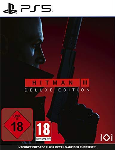 HITMAN 3 Deluxe Edition (PlayStation 5 / PlayStation VR) [Importación alemana]