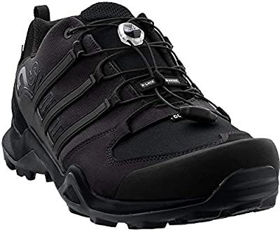 adidas outdoor Men's Terrex Swift R2 GTX Black/Black/Black 11.5 D US