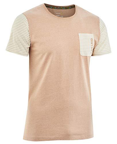 EDELRID Angama T-Shirt Homme, Peanut, m