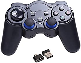 DP-iot 2.4G Wireless Game Gamepad Joystick Controller for TV Box Tablet PC GPD XD Android Windows with USB RF Receiver Game Control