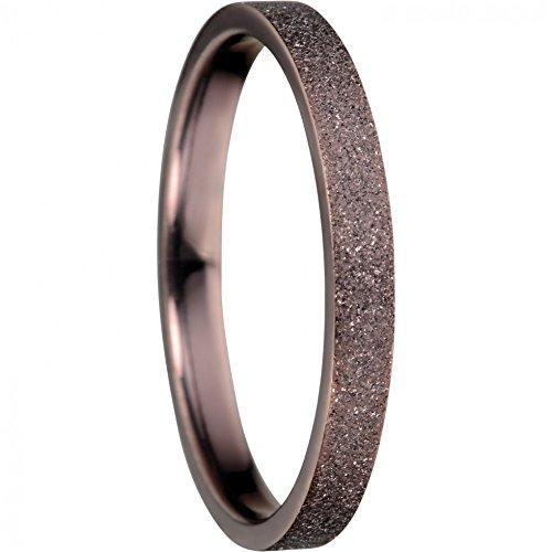 Bering Damen-Ringe Edelstahl mit Ringgröße 54 (17.2) 557-99-51