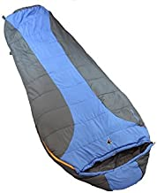 Ledge Sports X-Lite +0 F Degree XL Oversize Ultra Light Design, Compact Sleeping Bag (88 X 36 X 26)