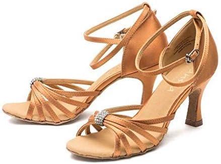 SANSHA Ballroom Shoes, Penelope BR 29037 (11) Tan