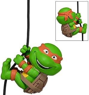 NECA Scalers - 2 Characters - TMNT Michelangelo Toy Figure