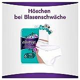 Always Discreet Inkontinenz-Höschen Plus Spar-Paket bei Blasenschwäche, Größe L, 32 Höschen (4 Packungen x 8 Stück) - 5