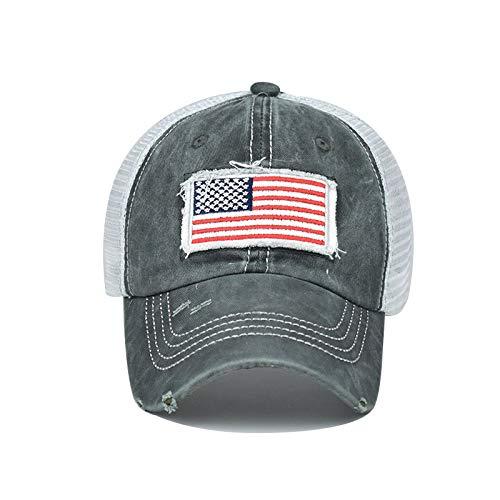 Fineday Fashion Unisex Men Women Tie-Dyed Sun Hat Adjustable Baseball Cap Hip Hop Hat, Hat, Clothing Shoes & Accessories (AGreen)