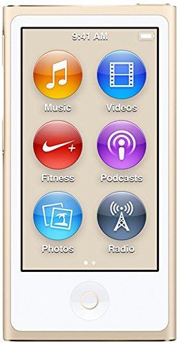 Apple iPod Nano 16GB Gold 7th Generation