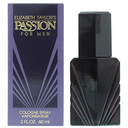 Elizabeth Taylor Passion Eau de Cologne 60ml Spray