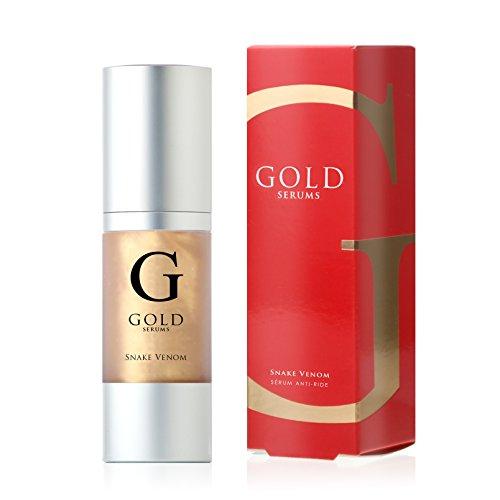 GOLD SERUMS Sérum Royal au Venin de Serpent 30 ml