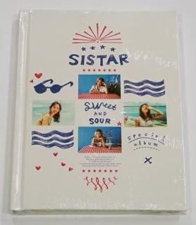 シースター SISTAR - Sweet & Sour (Special Album) CD + Photo Booklet + Photocard [韓国盤]