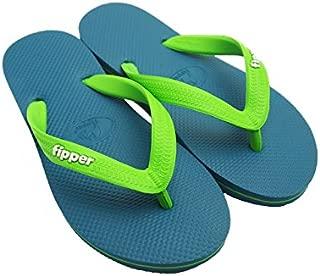 Fipac 沙滩凉鞋 防滑型 男女通用 天然橡胶制