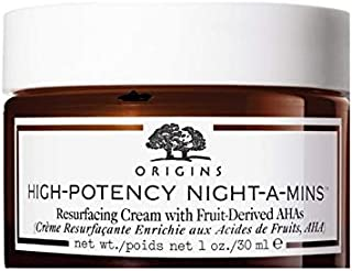 ORIGINS High Potency Night-A-Mins Resurfacing Oil-Free Cream with Fruit-Derived AHA's 50ml