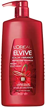 Loreal Paris Elvive Color Vibrancy Protecting Shampoo, 28 Fl Oz
