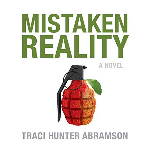 Mistaken Reality  By  cover art