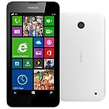 Nokia Lumia 630 4.5' SIM singola 0.5GB 8GB 1830mAh Bianco