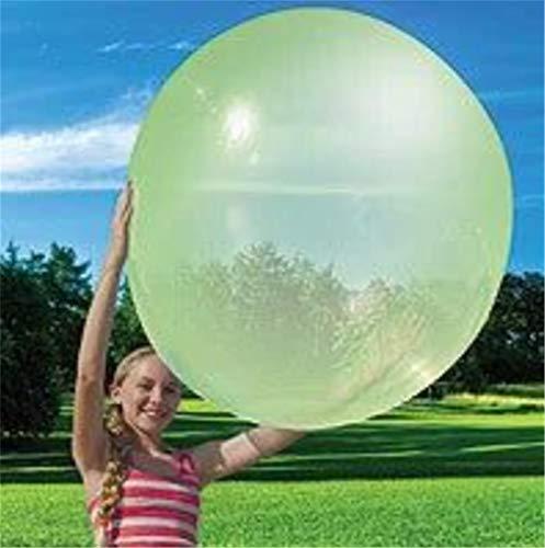 FFOMG 110cm Bolas de Burbuja interactivas llenas de Agua llenas de Agua Grandes Juegos de Burbujas al Aire Libre Juegos Familiares en Interiores