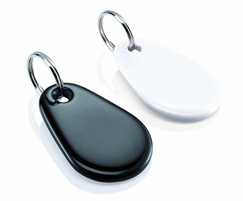 Somfy 2400990 - Lot de 2 badges pour système d'alarme | Compatible Protexiom et Protexial