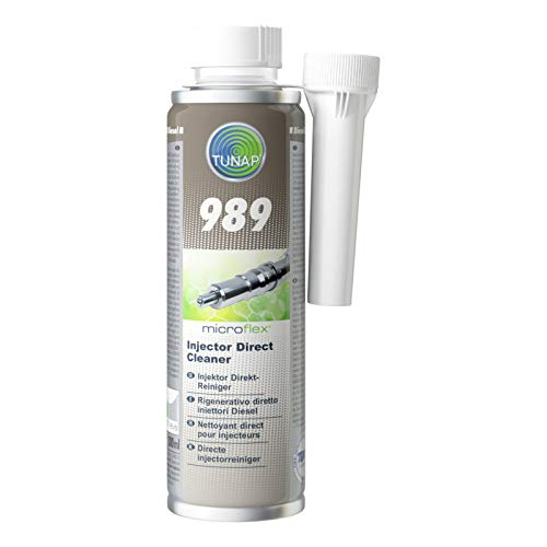 TUNAP MICROFLEX 989 INJEKTOR DIREKT-Reiniger Diesel Injektor-Reiniger Reinigung Diesel (300 ml (111,67 EUR/L))