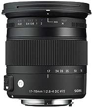 Sigma Contemporary 17-70mm F2.8-4 DC Macro OS HSM Lens - Nikon Mount - International Version (No Warranty)
