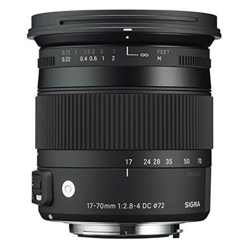 Sigma Contemporary 17-70mm F2.8-4 DC Macro OS HSM...