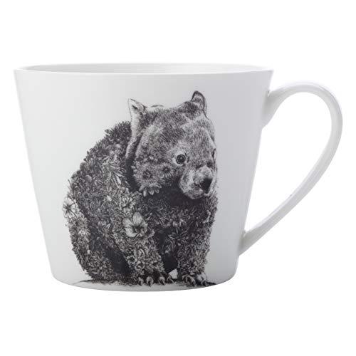 Maxwell & Williams DX0534 Wombat Becher, Keramik, 450 milliliters
