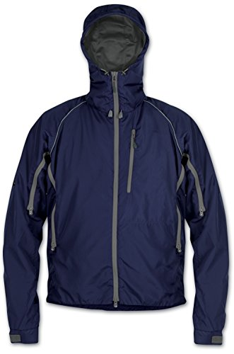 Paramo Directional Clothing Systems Herren Pasco Jacke Wasserdicht Atmungsaktiv Jacke Blau French Navy XL