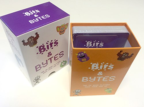 Bits and Bytes Coding Game for Kids | The innovative card game and STEM...