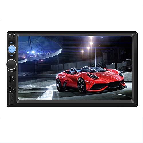 Car Radio Autoradio Car Stereo 7 pollici HD Touch Screen Bluetooth Radio FM/USB/AUX IN, Car Stereo MP5 Player