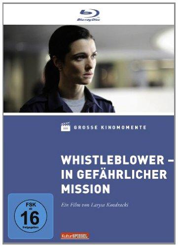 Whistleblower - In gefährlicher Mission - Große Kinomomente [Blu-ray]