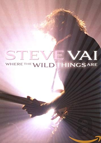 Steve Vai - Where the Wild Things Are [2 DVDs]