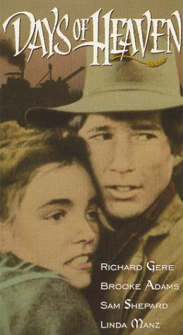 Days of Heaven [VHS]