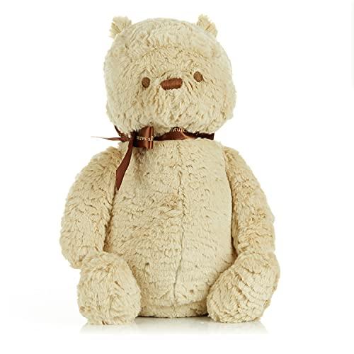 Disney Baby Classic Winnie the Pooh Stuffed Animal Plush Toy, 17.5...