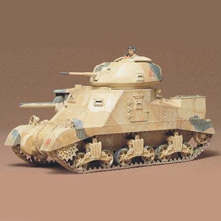 タミヤ 1/35 ミリタリーミニチュアシリーズ No.41 イギリス陸軍 M3グランド Mk.1中戦車 プラモデル 35041