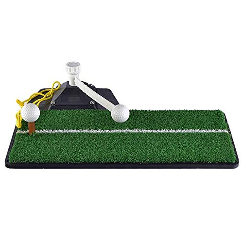 Best Deals! Golf accessories Golf Accessories Golf PP Grass Putting Mat Push Rod Trainer, Size: 48x2...
