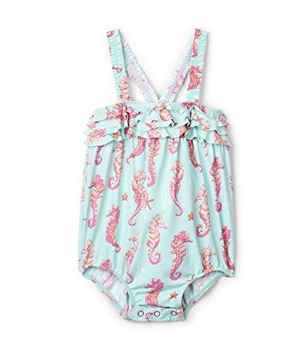 Hatley baby meisjes Badpak Ruffle Swimsuits