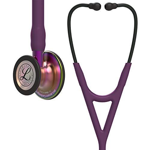 3M Littmann Cardiology IV Diagnostic Stethoscope, Rainbow-Finish...