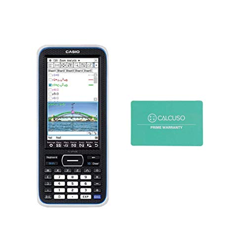Casio, calcolatrice ClassPad II (FX CP 400), grafica 2. + Erweiterte Garantie