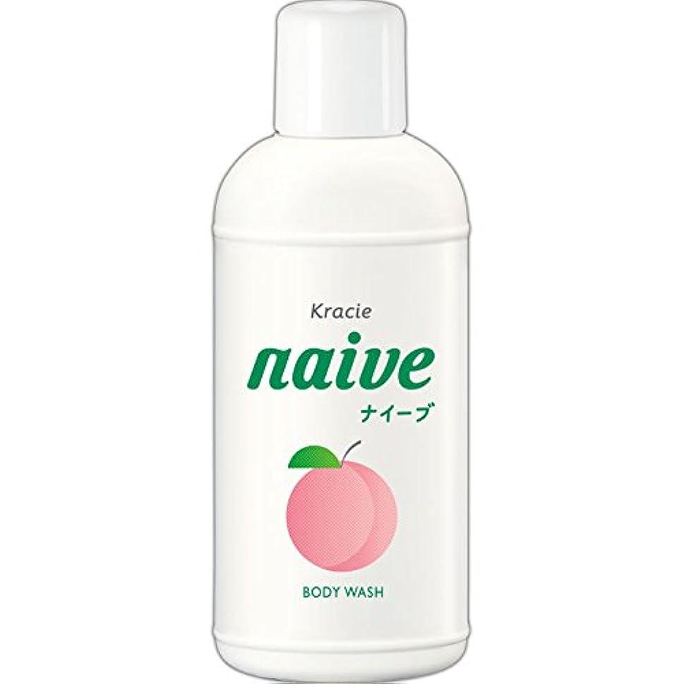 ストレッチ周術期交換可能ナイーブ ボディソープ 桃の葉エキス配合 80ml