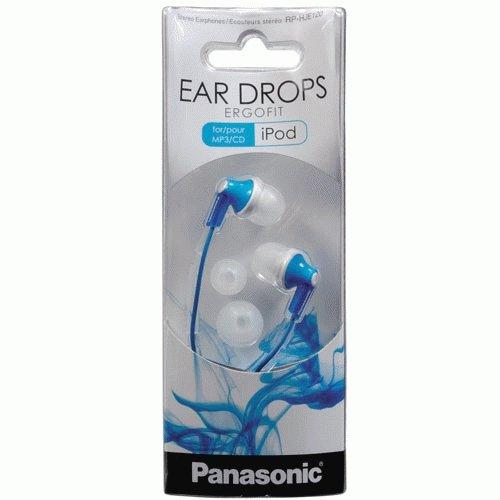 Panasonic RP-HJE120E-A In-Ohr Hörer blau